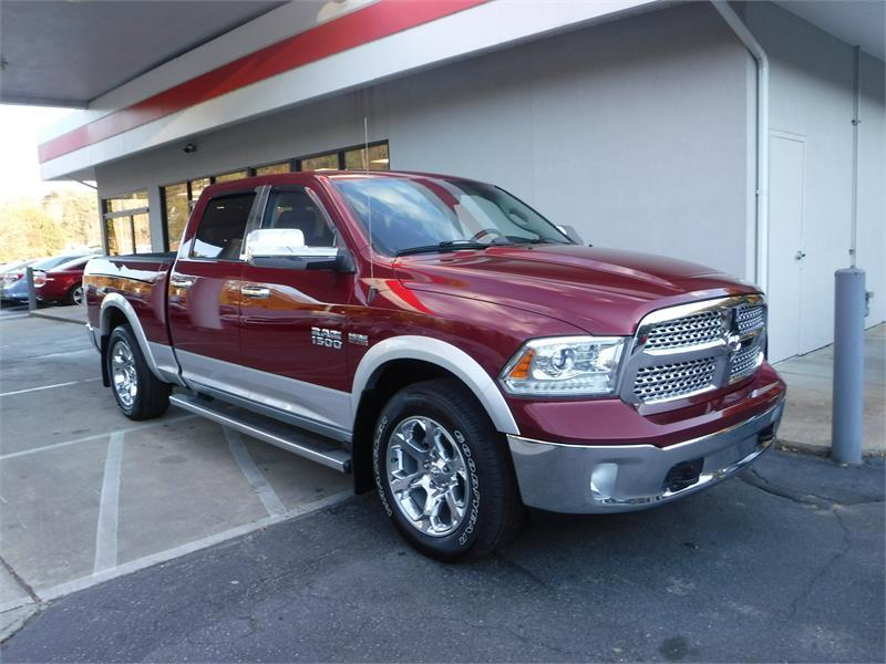 2014 RAM 1500 LARAMIE for sale by dealer