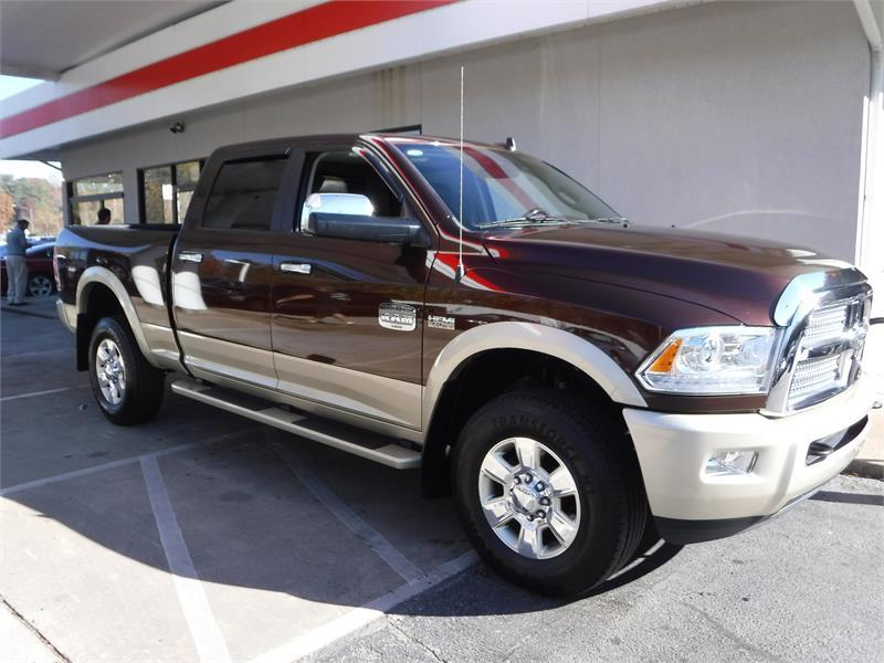 2014 RAM RAM TRUCK 2500 LONGHORN for sale by dealer