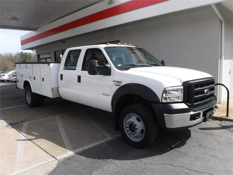 2007 FORD F450 SUPER DUTY for sale by dealer