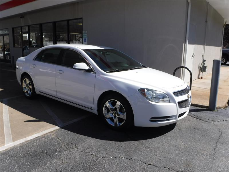 2009 CHEVROLET MALIBU 1LT for sale by dealer