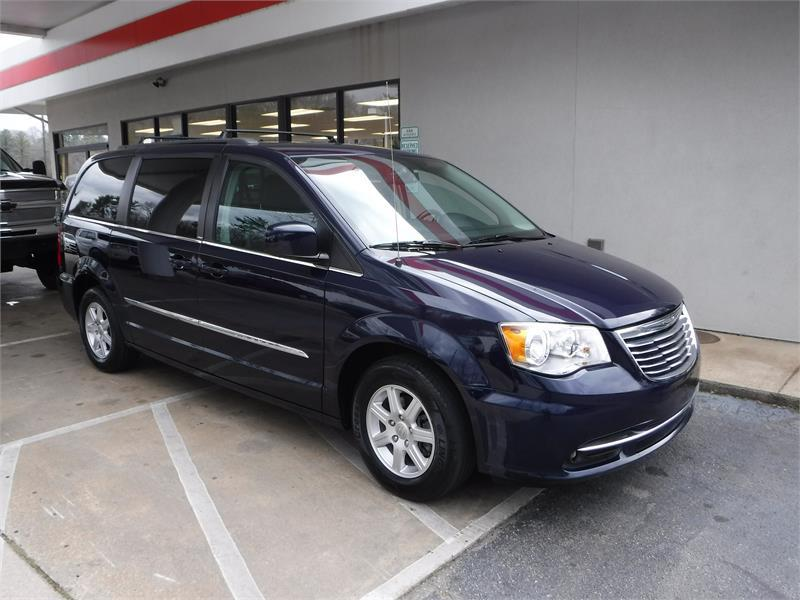 2013 CHRYSLER TOWN & COUNTRY TOURING ED for sale by dealer