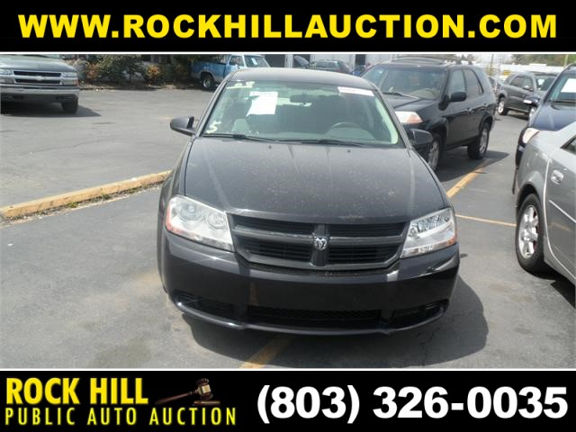 2008 DODGE AVENGER SE for sale by dealer