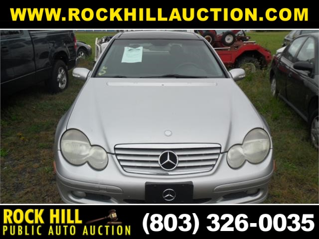 2002 MERCEDES-BENZ C230K for sale by dealer