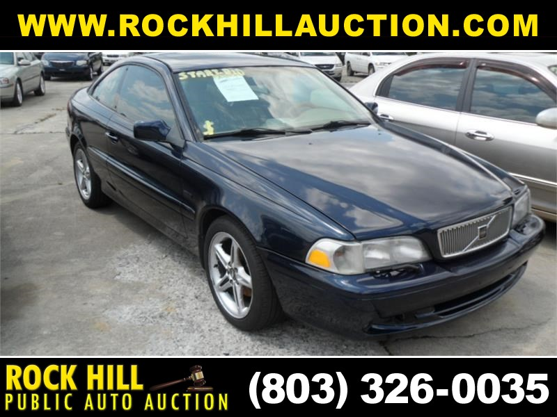 1998 VOLVO C70 TURBO for sale by dealer