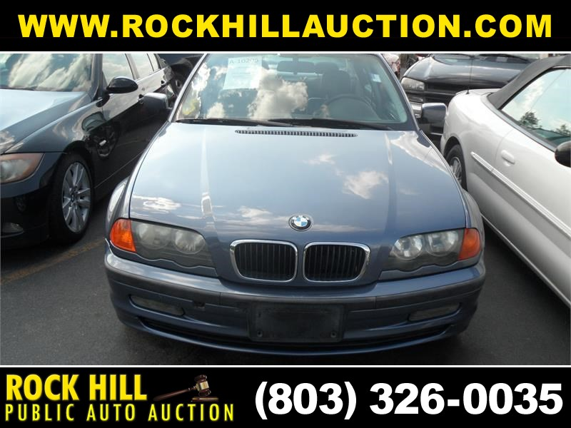 2000 BMW 323I for sale by dealer