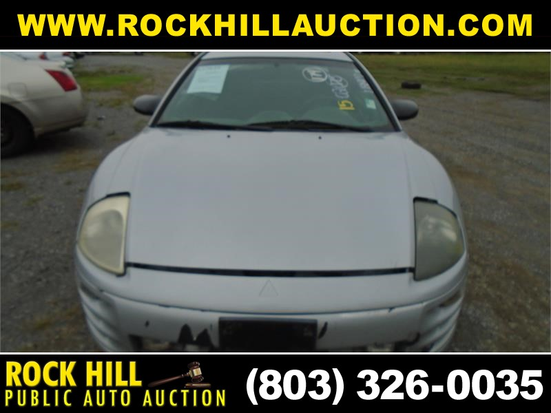 2002 MITSUBISHI ECLIPSE GT for sale by dealer