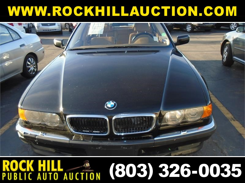 2000 BMW 740IL for sale by dealer