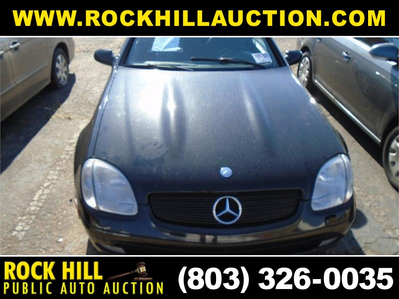 2000 MERCEDES-BENZ SLK 230 for sale by dealer