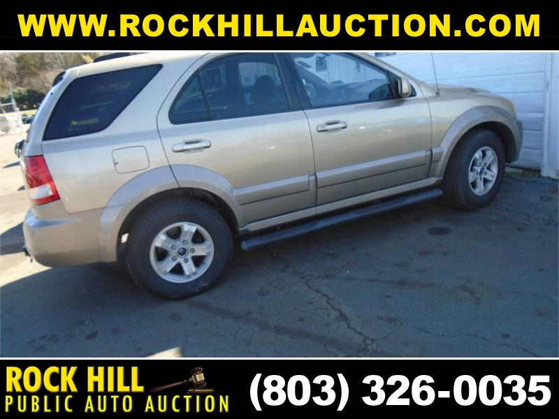 2003 KIA SORENTO EX/LX for sale by dealer