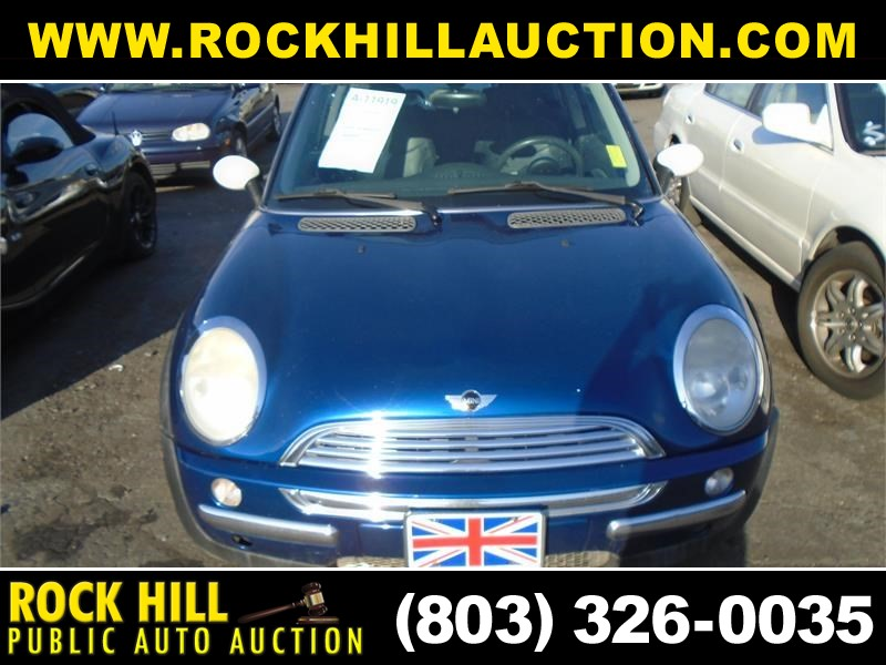 2002 MINI COOPER for sale by dealer