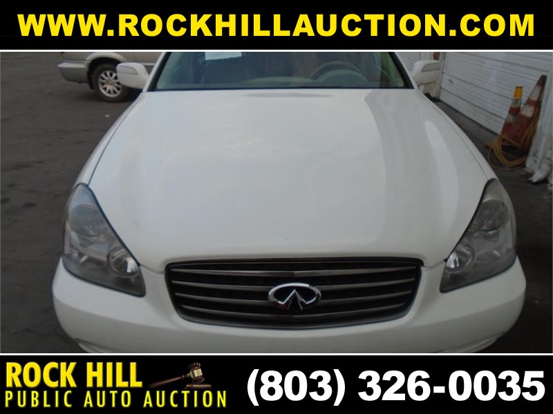 2002 INFINITI Q45 for sale by dealer
