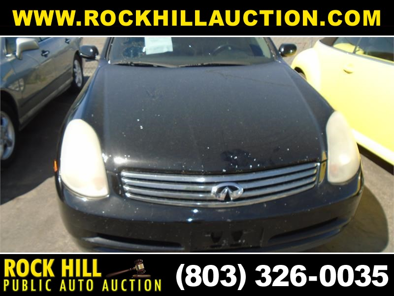 2003 INFINITI G35 for sale by dealer