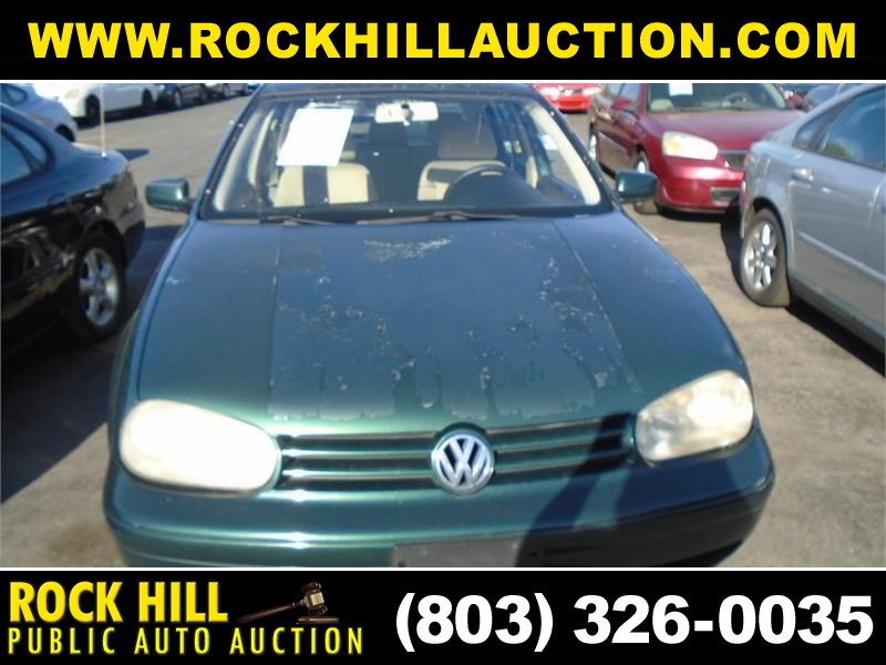 2001 VOLKSWAGEN GOLF GLS for sale by dealer
