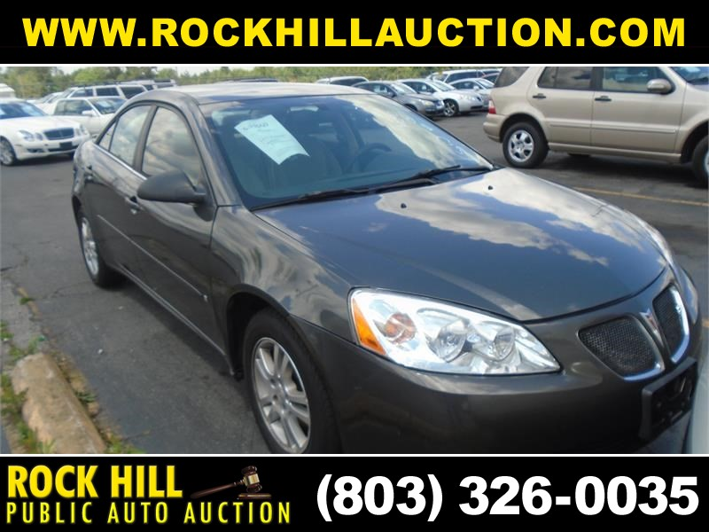 2006 PONTIAC G6 SE 1 for sale by dealer