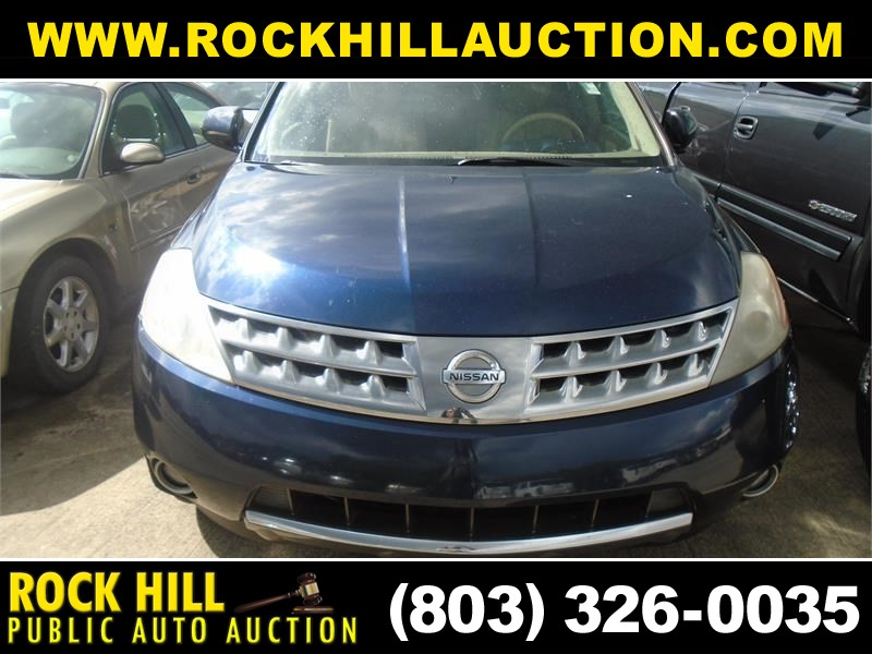 2006 NISSAN MURANO SE/SL/S for sale by dealer