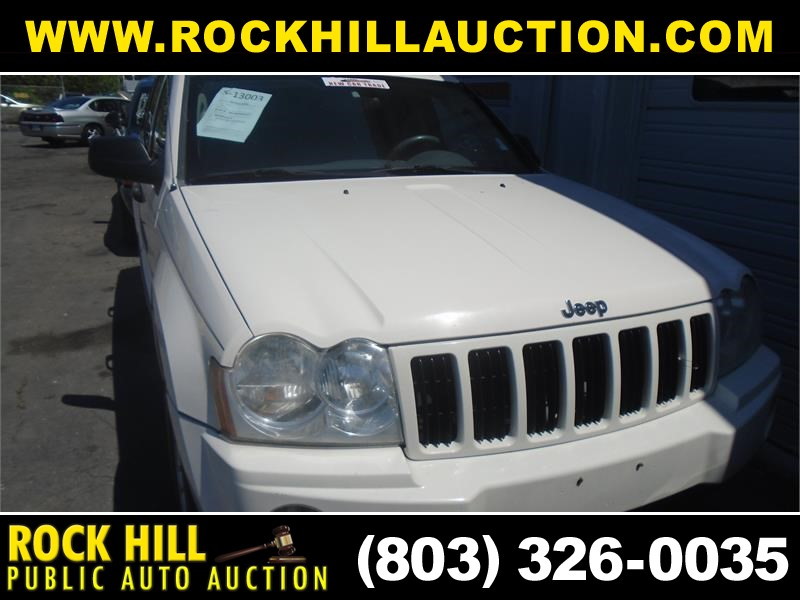 2005 JEEP GRAND CHEROKEE LAR/COL/FR for sale by dealer