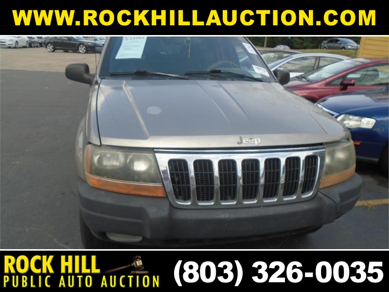 1999 JEEP GRAND CHEROKEE LAREDO for sale by dealer