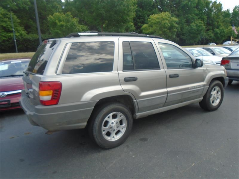 1999 jeep grand cherokee laredo for sale in rock hill. Black Bedroom Furniture Sets. Home Design Ideas