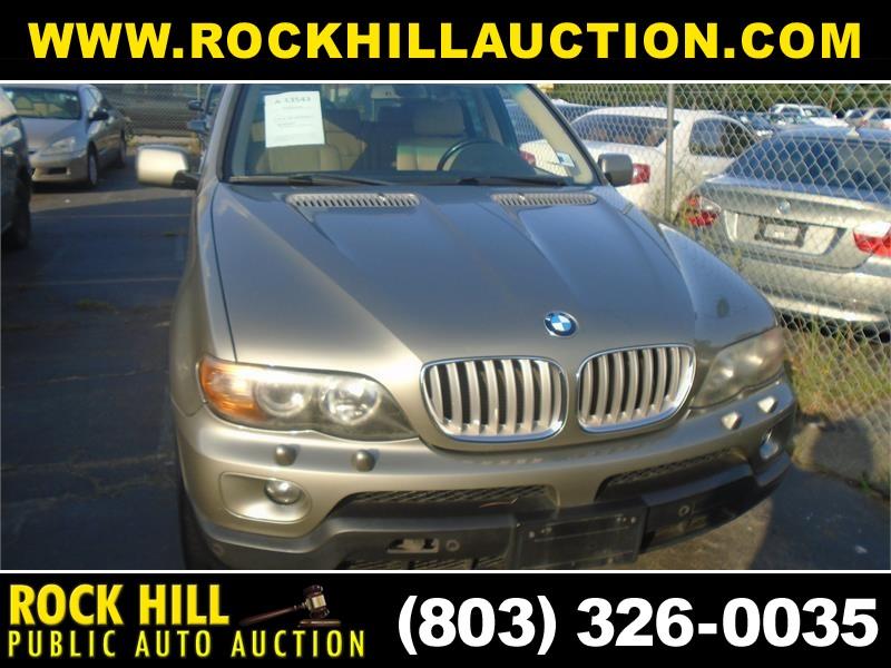 2006 BMW X5 4.4I for sale by dealer