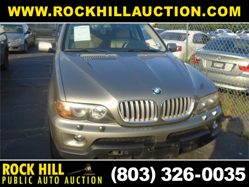 2006 BMW X5 4.4I for sale by dealer