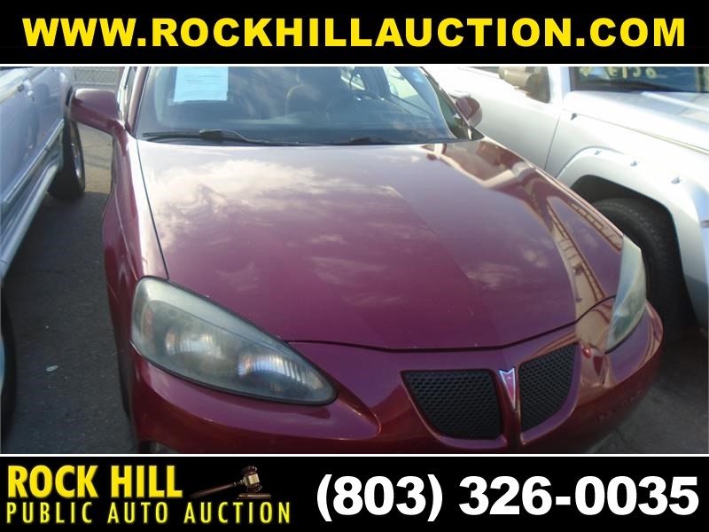 2005 PONTIAC GRAND PRIX for sale by dealer
