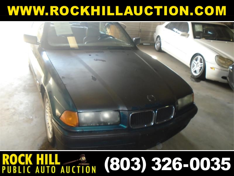 1995 BMW 325IC AUTOMATIC for sale by dealer