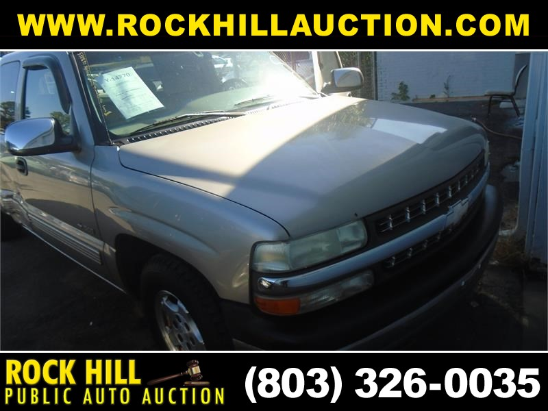 2000 CHEVROLET SILVERADO C1500 for sale by dealer