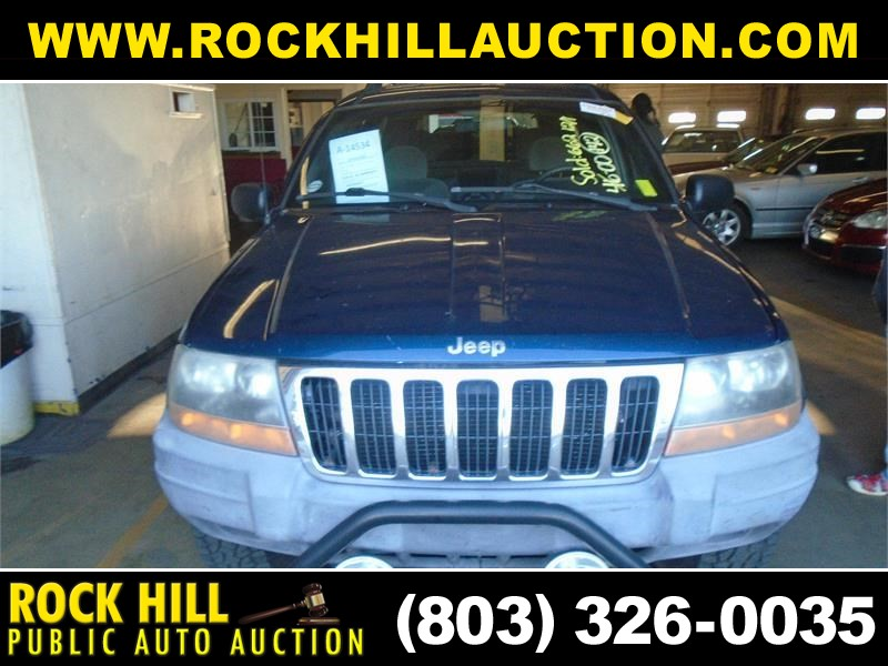 2000 JEEP GRAND CHEROKEE LAREDO for sale by dealer