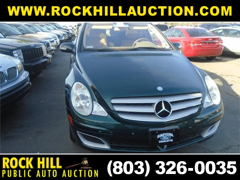 2007 MERCEDES-BENZ R350 R CLASS for sale by dealer
