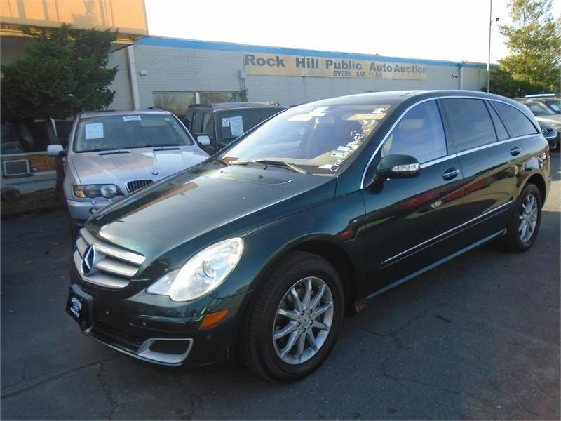 2007 mercedes benz r350 r class for sale in rock hill. Black Bedroom Furniture Sets. Home Design Ideas