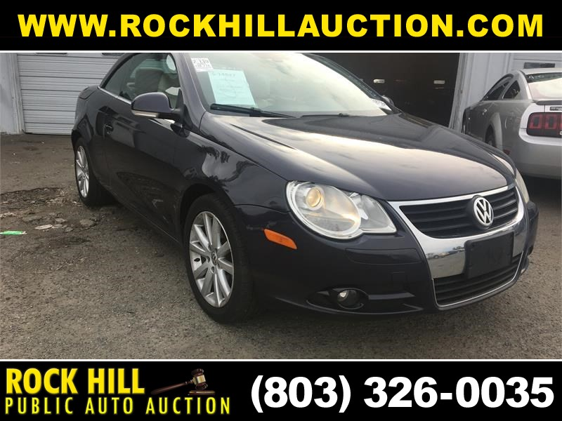 2007 VOLKSWAGEN EOS 2.0T for sale by dealer