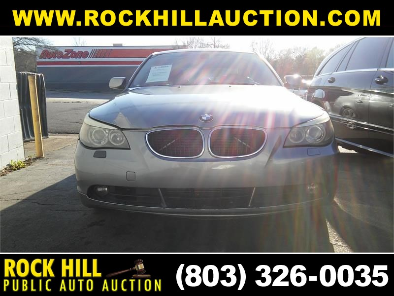 2004 BMW 545I for sale by dealer