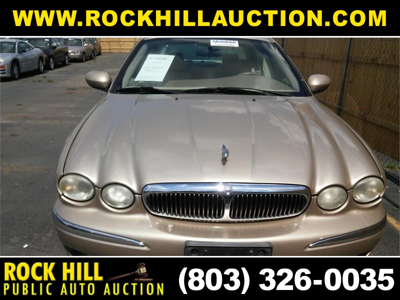 2002 JAGUAR X-TYPE 2.5 for sale by dealer