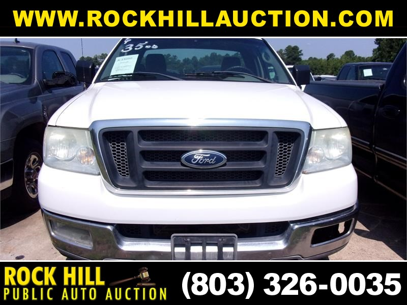2004 FORD F150 for sale by dealer