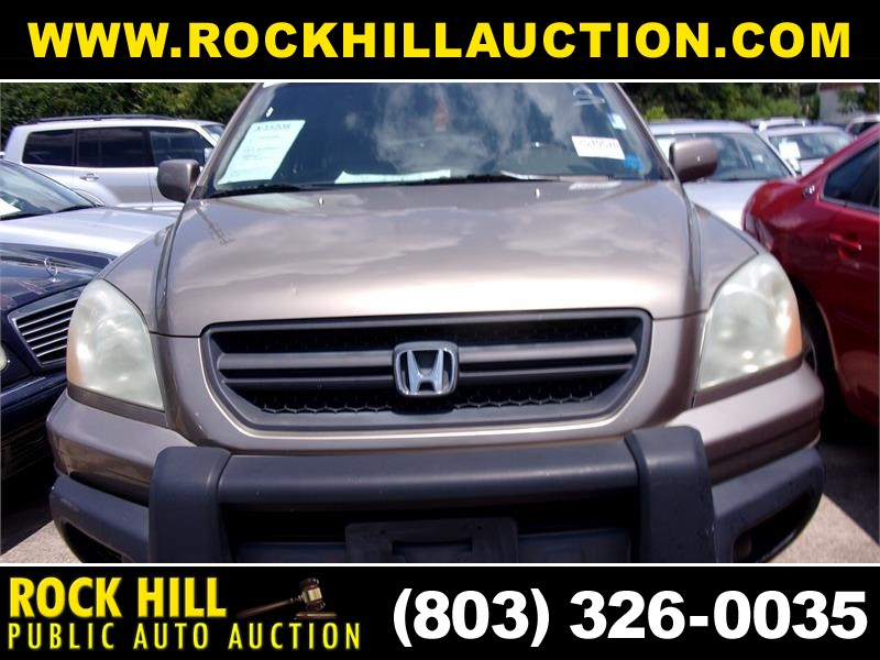 2003 HONDA PILOT EXL for sale by dealer