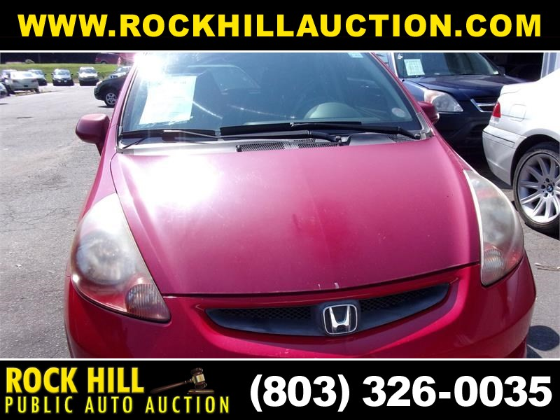 2008 HONDA FIT for sale by dealer