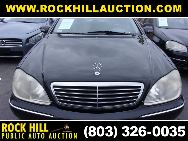 2000 MERCEDES-BENZ S430 for sale by dealer
