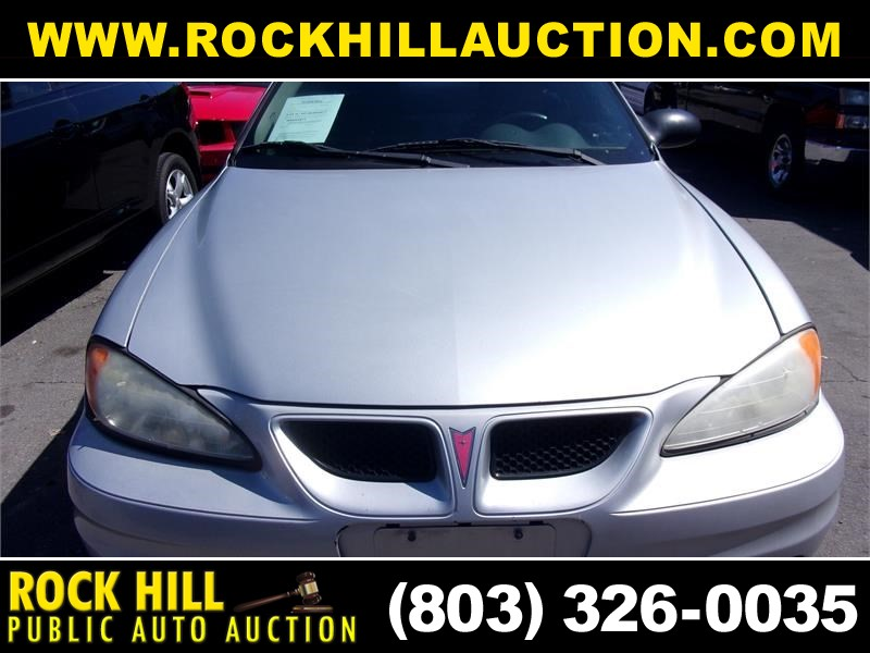 2005 PONTIAC GRAND AM SE for sale by dealer