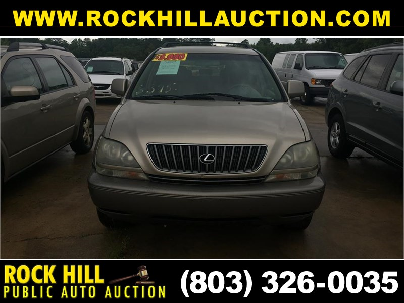 2000 LEXUS RX 300 for sale by dealer