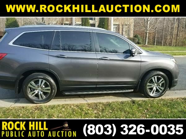 2016 HONDA PILOT EXL for sale by dealer