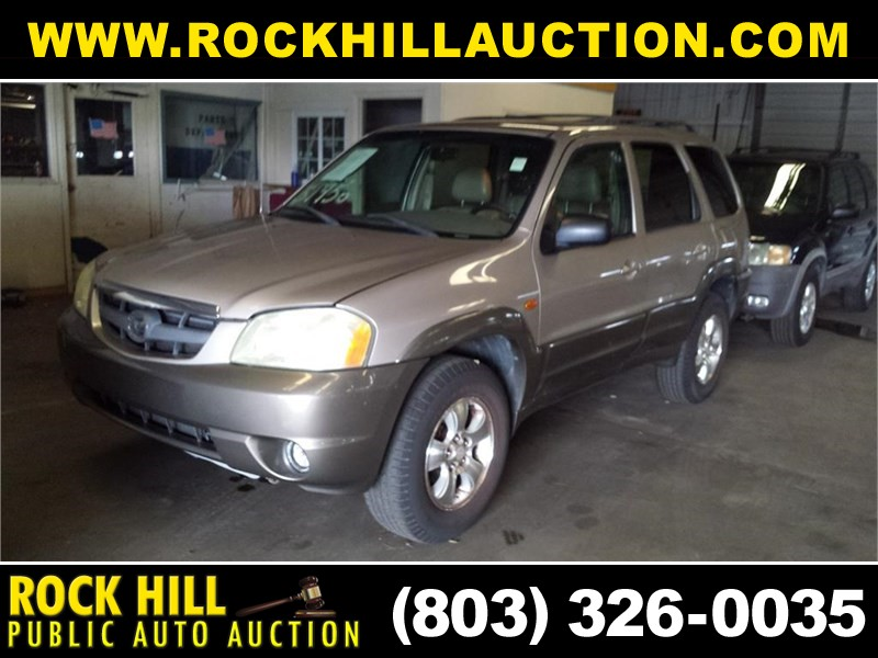 2002 MAZDA TRIBUTE LX/ES for sale by dealer