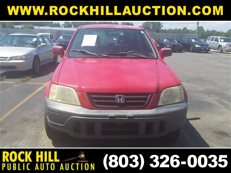 2001 HONDA CR-V EX for sale by dealer