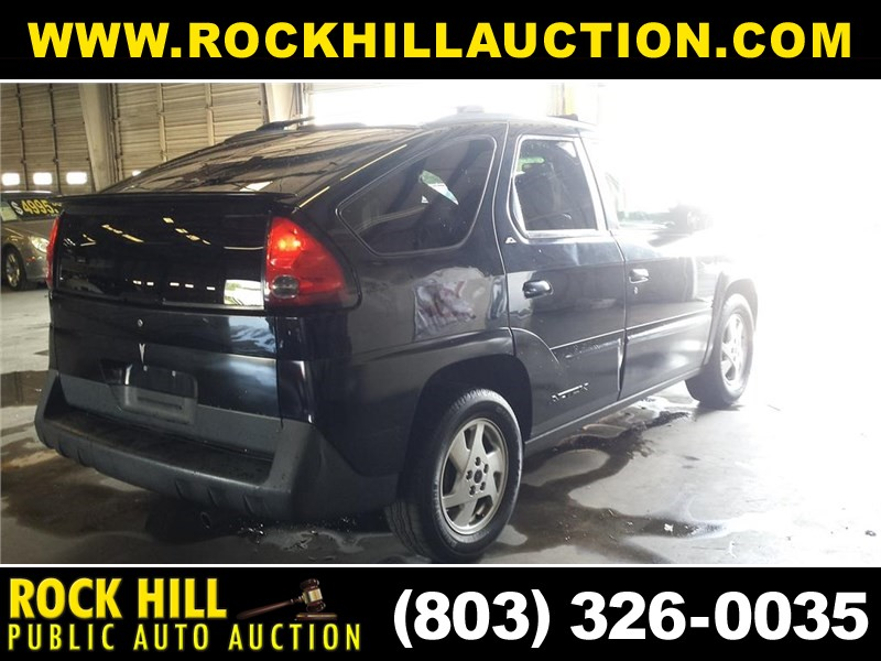 2002 PONTIAC AZTEK for sale by dealer