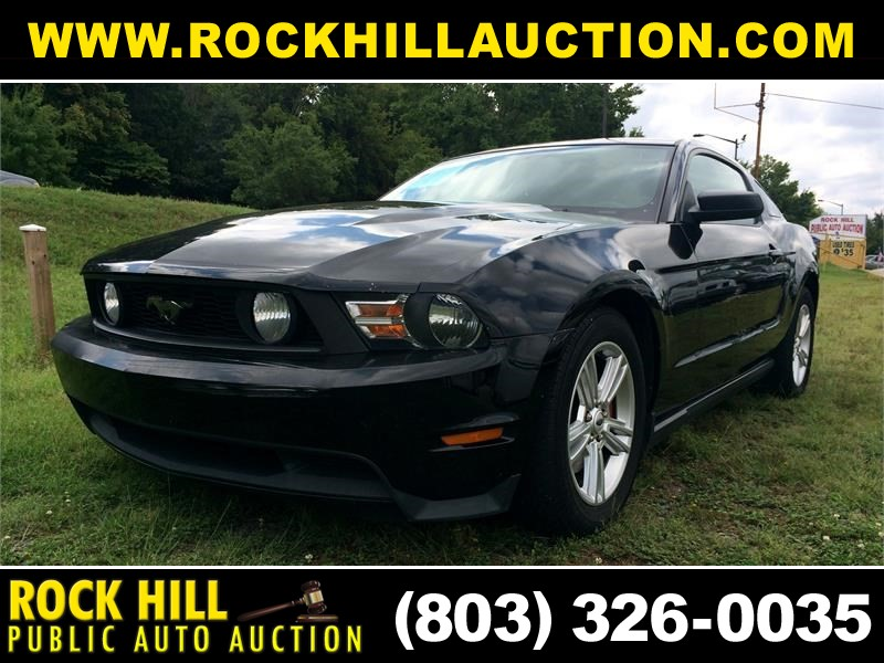 2012 FORD MUSTANG for sale by dealer