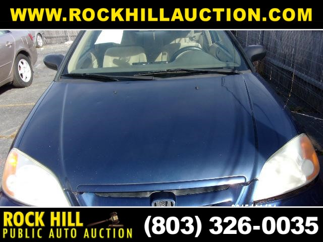 2003 HONDA CIVIC LX for sale by dealer