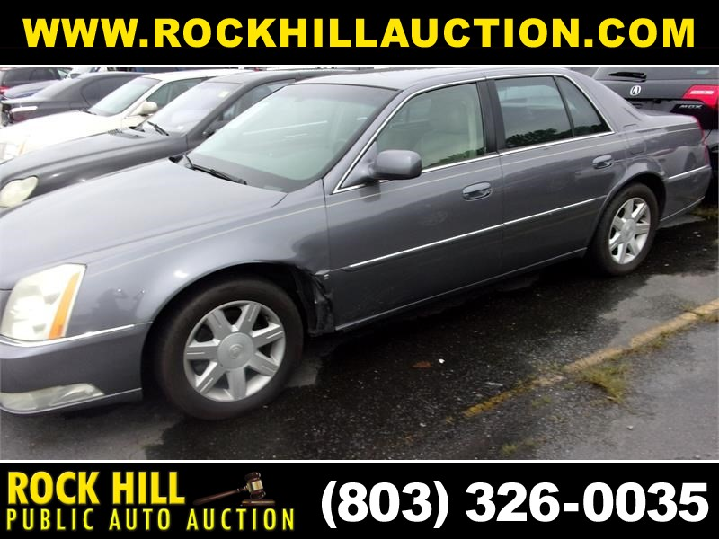 2007 CADILLAC DTS for sale by dealer