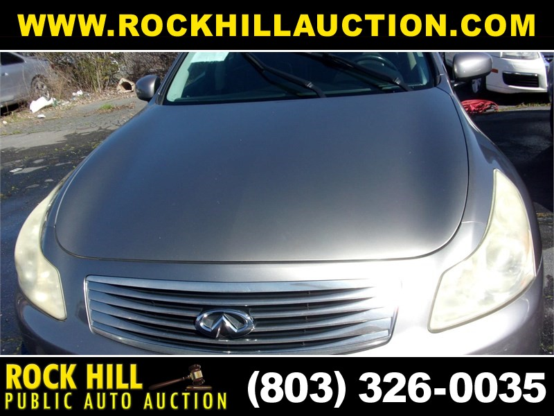 2008 INFINITI G35 for sale by dealer