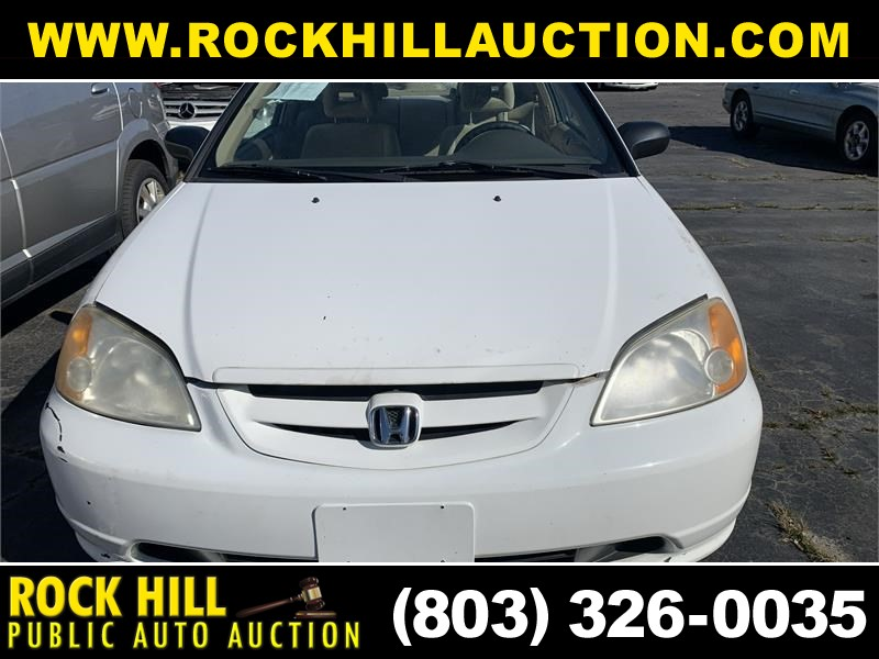 2003 HONDA CIVIC LX for sale by dealer
