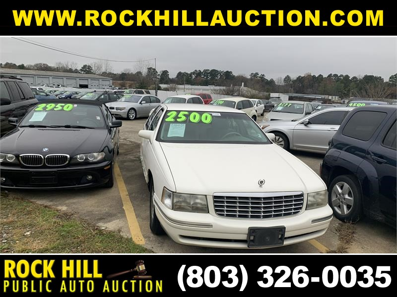 1999 CADILLAC DEVILLE for sale by dealer