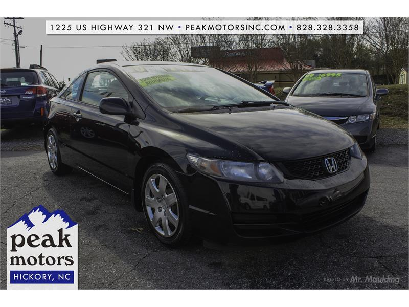 2010 honda civic lx for sale in hickory